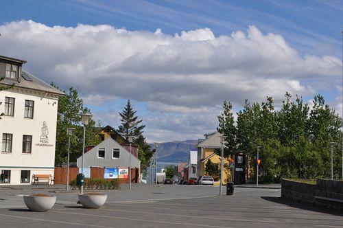 Reyk street scene